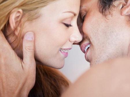 подготовка к поцелую с брекетами