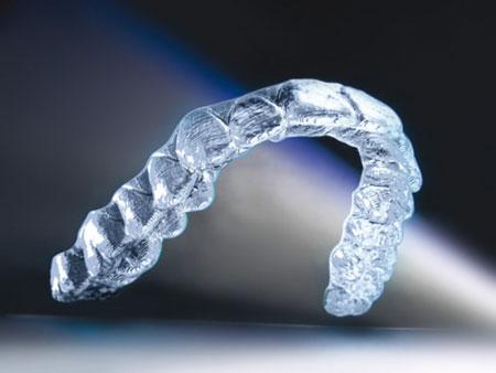 Исправление прикуса с помощью кап для зубов