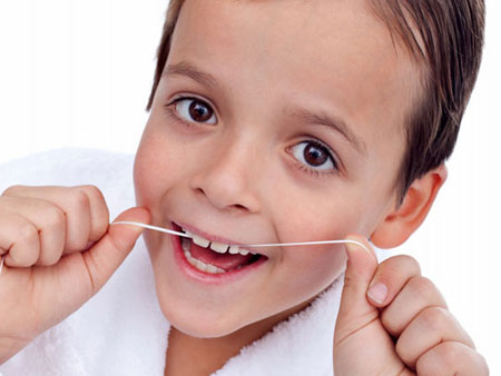 диастема у ребенка