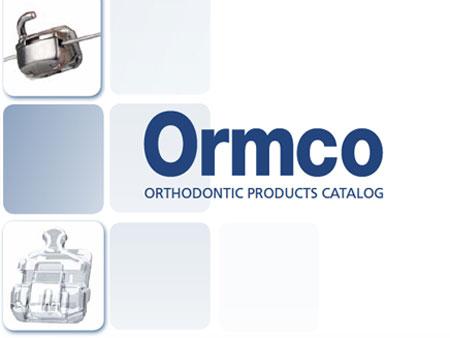 логотип компании Оrmco