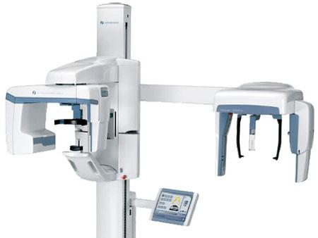 ортопантомограф в стоматологической клинике
