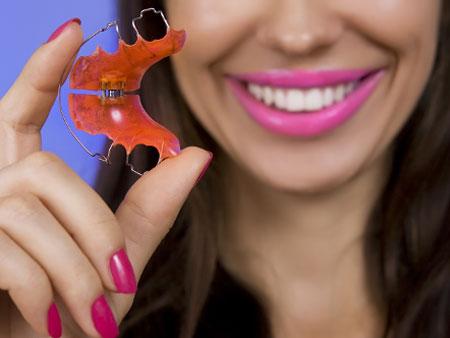 Исправление детских патологий с помощью пластин для зубов