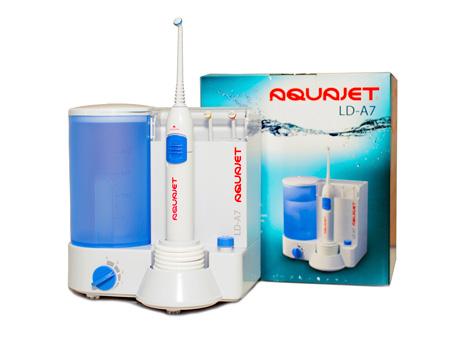 Эффективная гигиена с помощью ирригаторов Aquajet