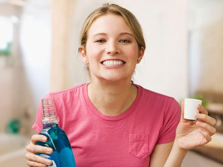 Важная роль ополаскивателя для полости рта