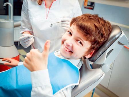 визит ребенка к ортодонту