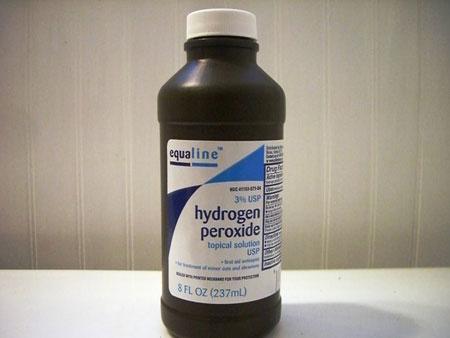 емкость перекиси водорода