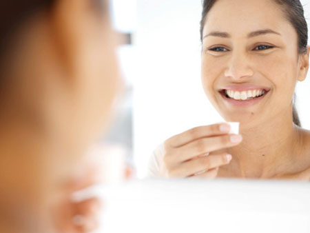 полоскание зубов солью и содой
