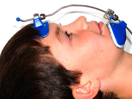 лечение с помощью лицевой маски