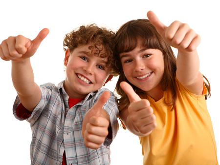 дети после лечения LM-активатором