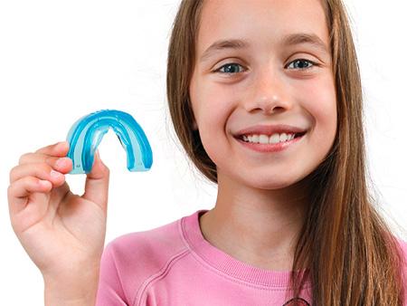 Функции эластопозиционеров Myobrace в ортодонтии
