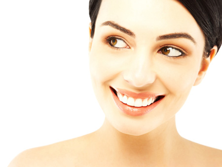 Восстановление зубов компонирами