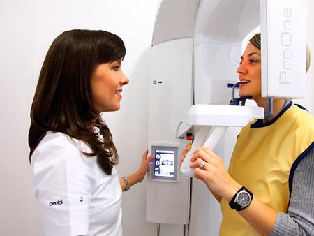 Роль ортопантомограммы в стоматологии