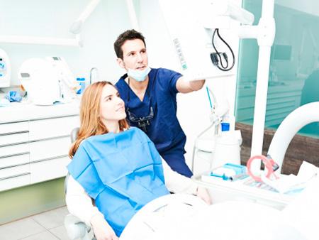 подготовка к отбеливанию зубов у стоматолога