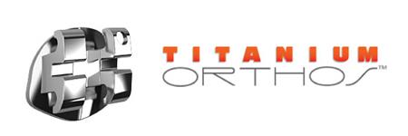 модель брекетов Orthos Titanium