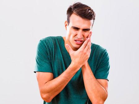 боли при дисфункции ВНЧС