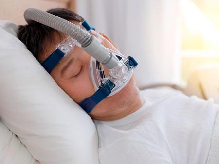 аппаратная поддержка дыхания