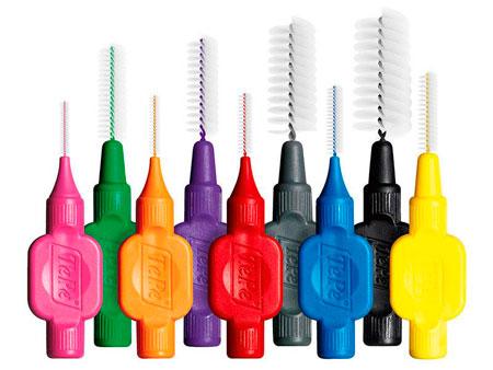 модели зубных ершиков